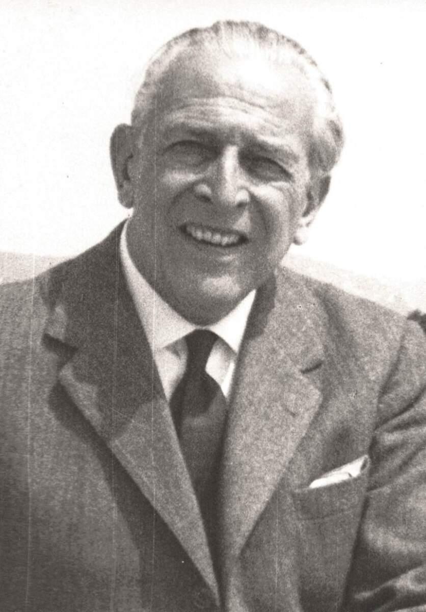 Ernst Stadelmann, 1968