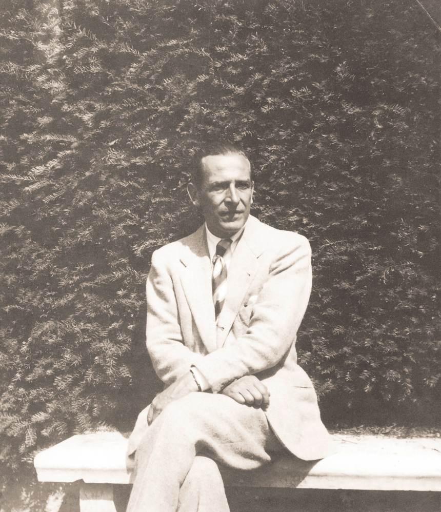 Ernst Stadelmann, um 1955