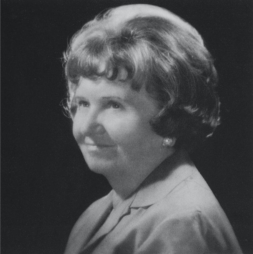Ika Büger, 1916-2007
